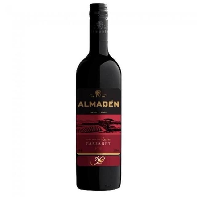 Vinho Almaden Tinto Suave 750ml