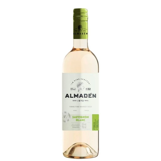 Vinho Almadén Sauvignon Blanc 750ml