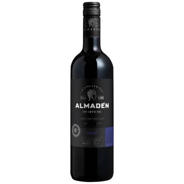 Vinho Almadén Shiraz 750ml