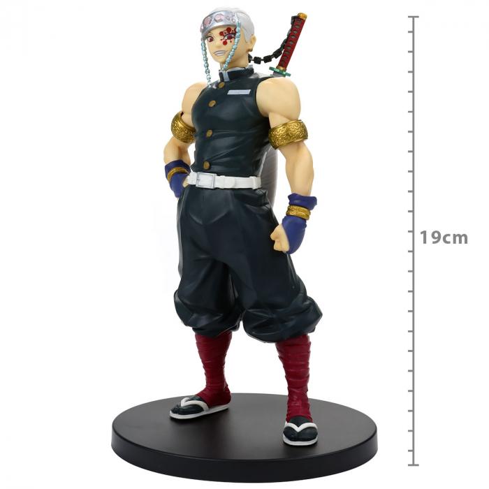 Action Figure Demon Slayer: Kimetsu No Yaiba - Tengen Uzui