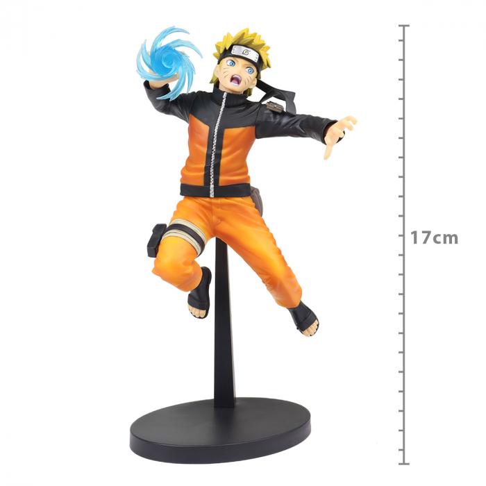 Action Figure - Naruto Shippuden - Naruto Uzumaki - Vibration Stars