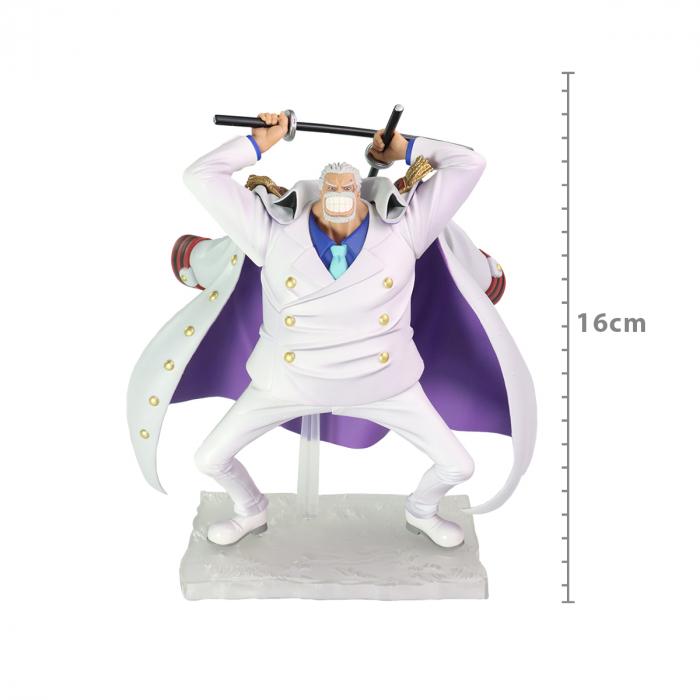 Action Figure One Piece Magazine - Monkey D. Garp - A Piece of Dream
