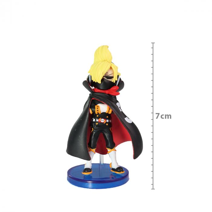 Action Figure One Piece - Sanji - Saga De Wano Wcf
