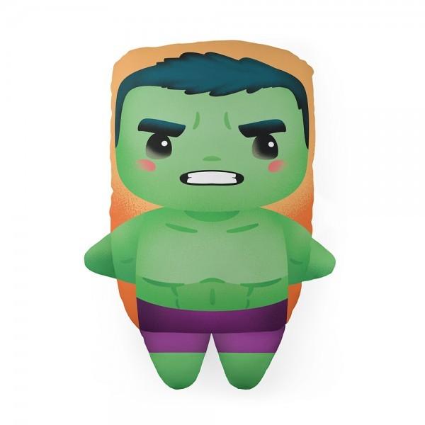 Almofada Personagem Hulk