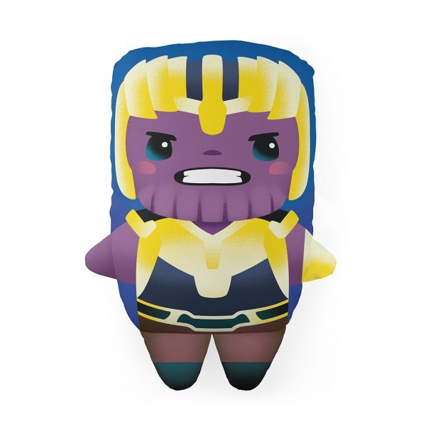 Almofada Personagem CUTE Thanos