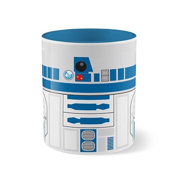 Caneca Dróide R2-D2