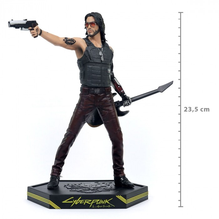 Action Figure Dark Horse Cyberpunk 2077 - Johnny Silverhand