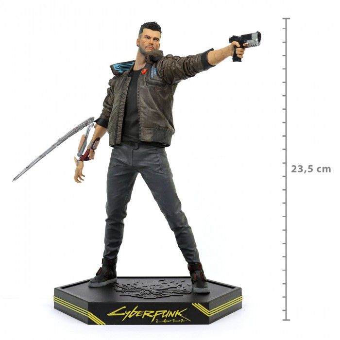 Action Figure Dark Horse Cyberpunk 2077 - Male V