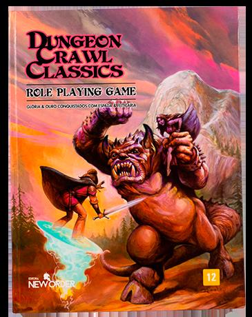 DCC - RPG