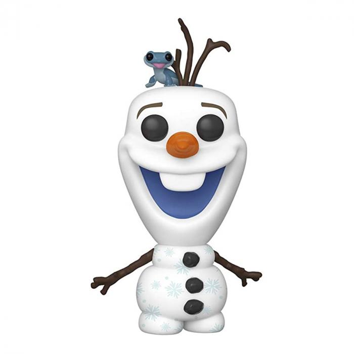 Funko POP! Disney Frozen 2 - Olaf with Bruni #733
