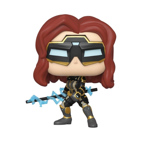 Funko POP! Marvel Avengers Game - Viúva Negra #630
