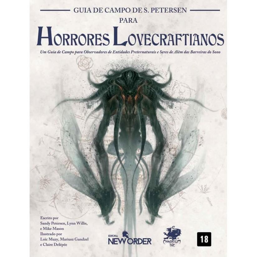 Guia de Campo de Petersen para Horrores Lovecraftianos - Chamado de Cthulhu 7ª Edição