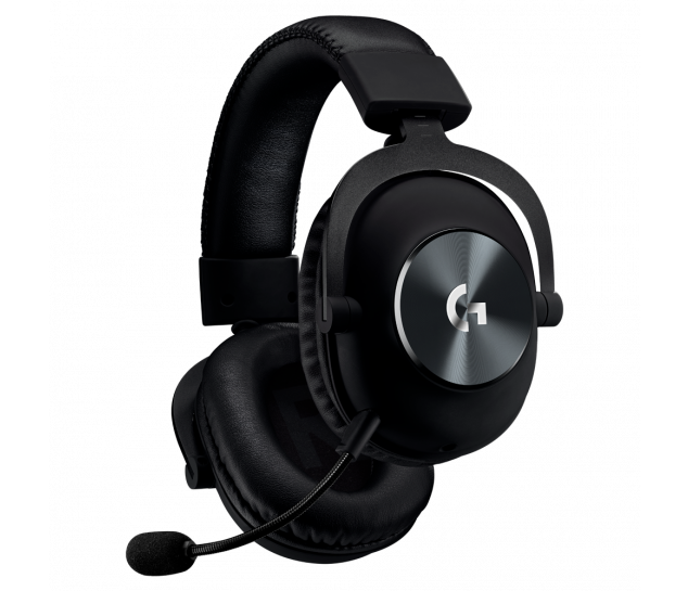 Headset Gamer Logitech G PRO X 7.1 Dolby Surround