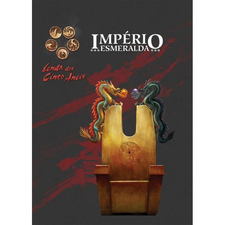 Império Esmeralda - Lenda dos Cinco Anéis