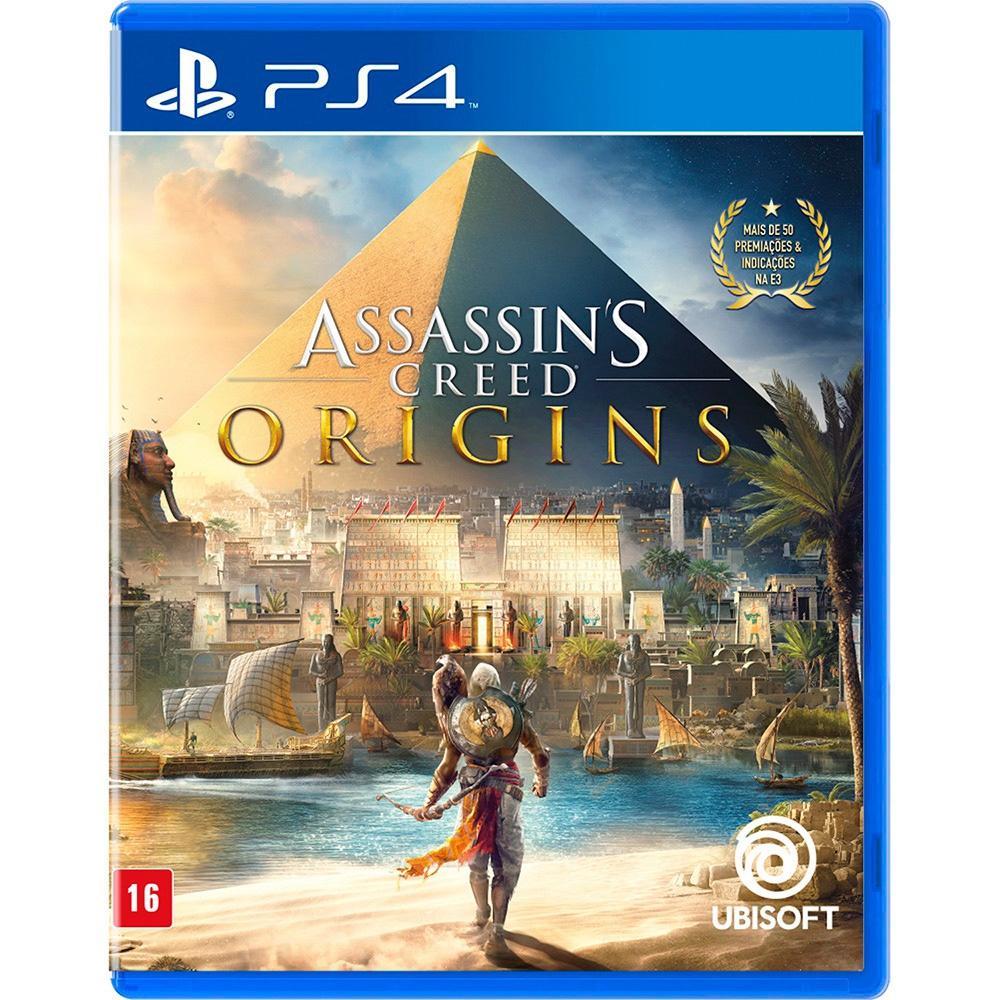 Jogo Assassin's Creed Origins - PS4