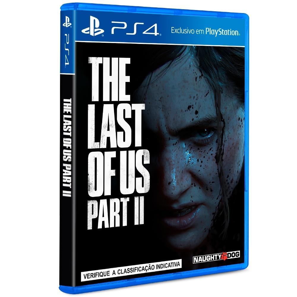 Jogo The Last of Us Part II PS4
