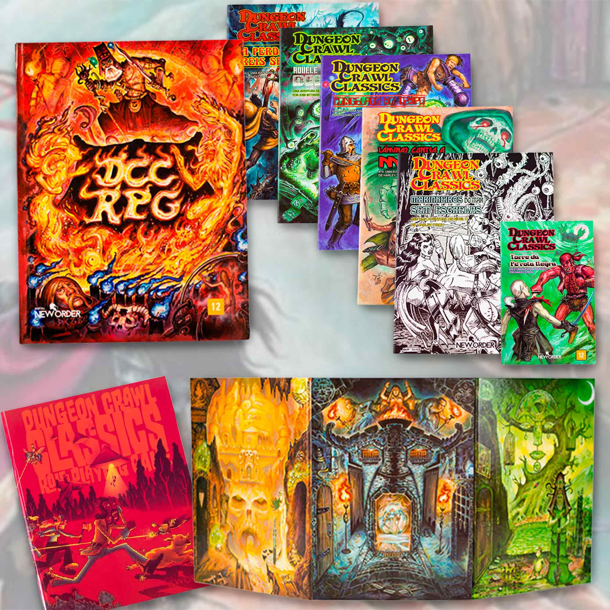 Kit DCC RPG