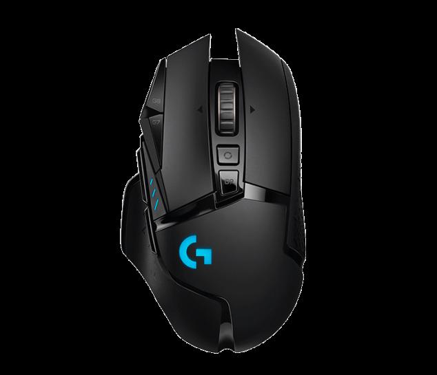 Mouse Gamer Sem Fio Logitech G502 Lightspeed
