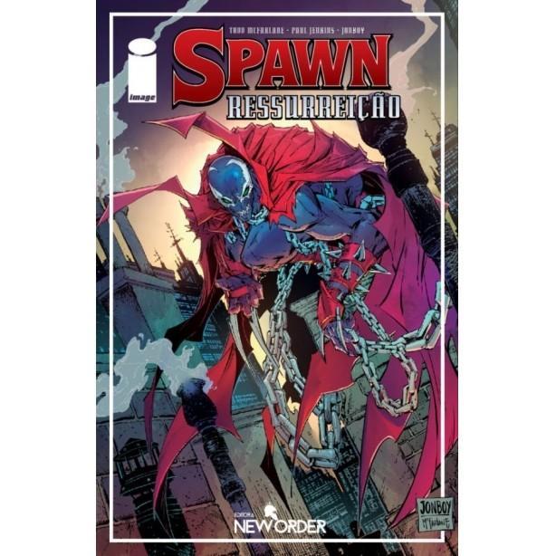 Spawn - Ressurreição