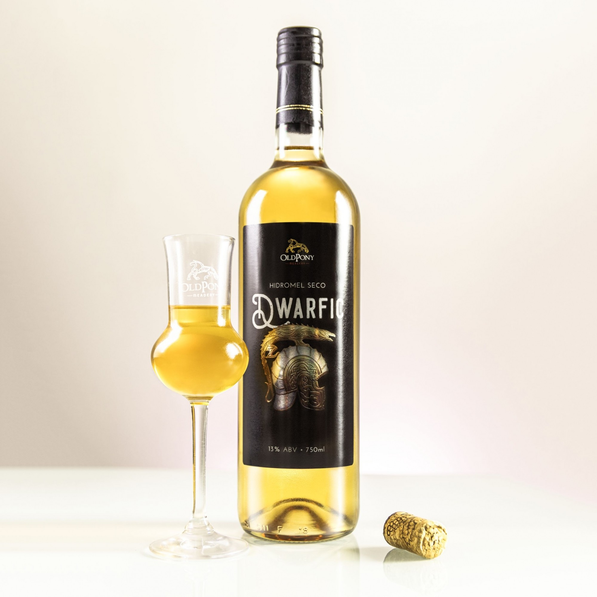 Dwarfic Hidromel seco de mel de laranjeira