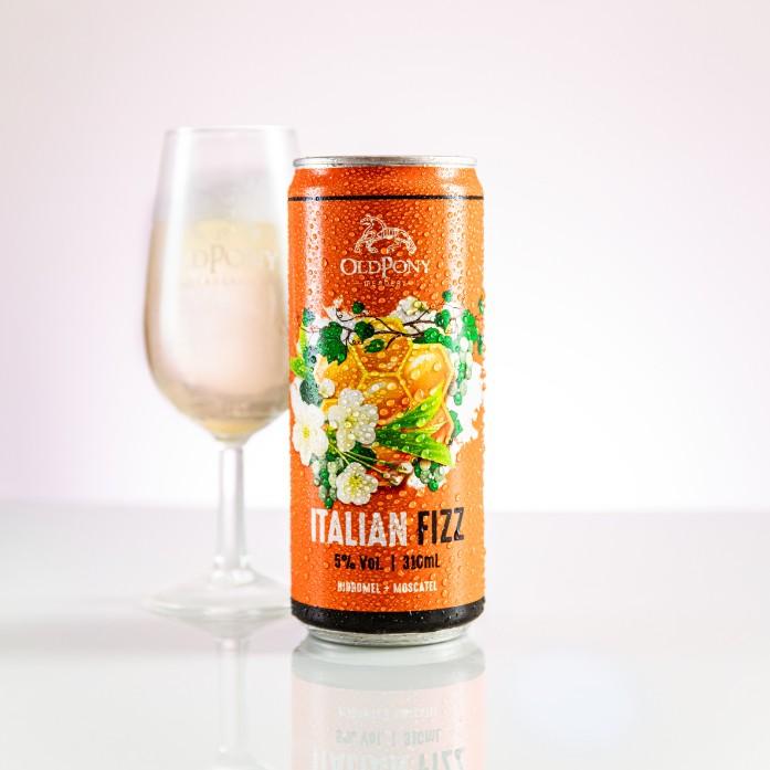 Italian Fizz 473ml - Hidromel de uvas moscatel