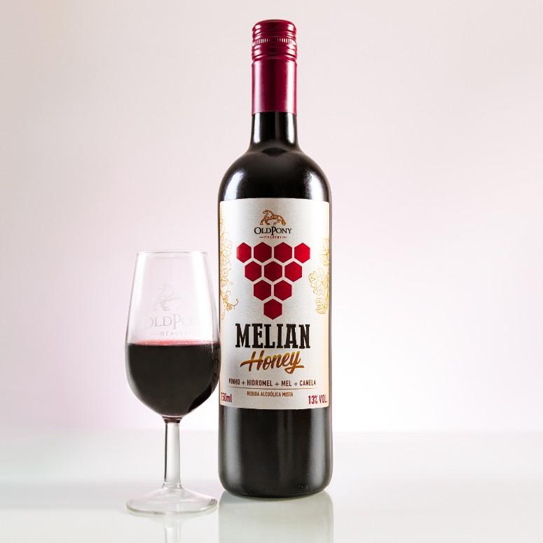 Melian - Hidromel suave de uvas Cabernet Sauvignon e canela