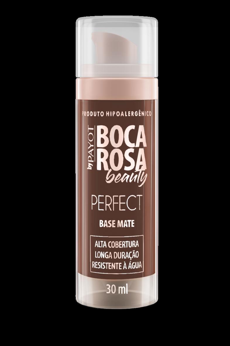 Base Mate Boca Rosa Beauty By Payot Alta Cobertura 30 ml
