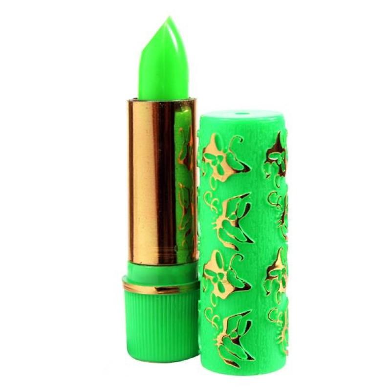 Batom Mágico 24 horas Verde Bella Femme