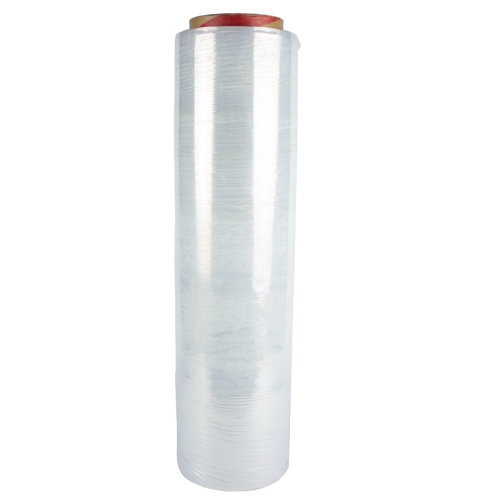Filme Stretch com tubete de papelão 500x025x3,5 kg