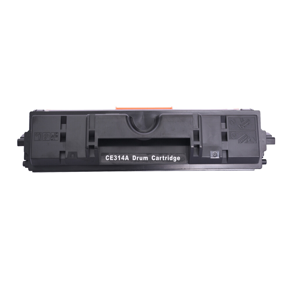Cilindro CE314A Compatível 126A CP1020 CP1025 M176N M177FW M175 Colorido 14K