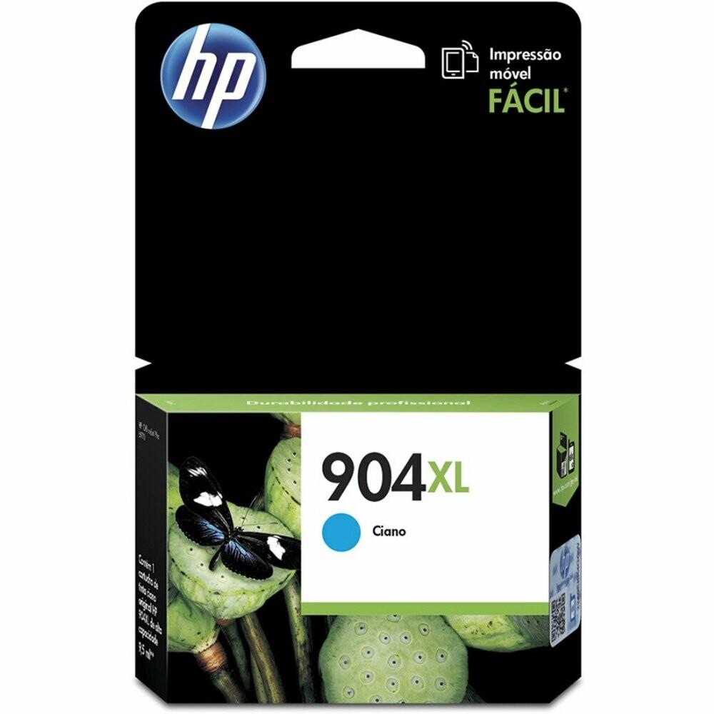 Kit Cartucho HP 904xl CMY BK originais para HP 6970 8210