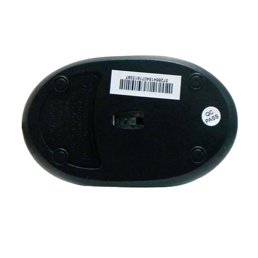 Mouse Usb com Fio Óptico 3 botões Mymax Kit com 10