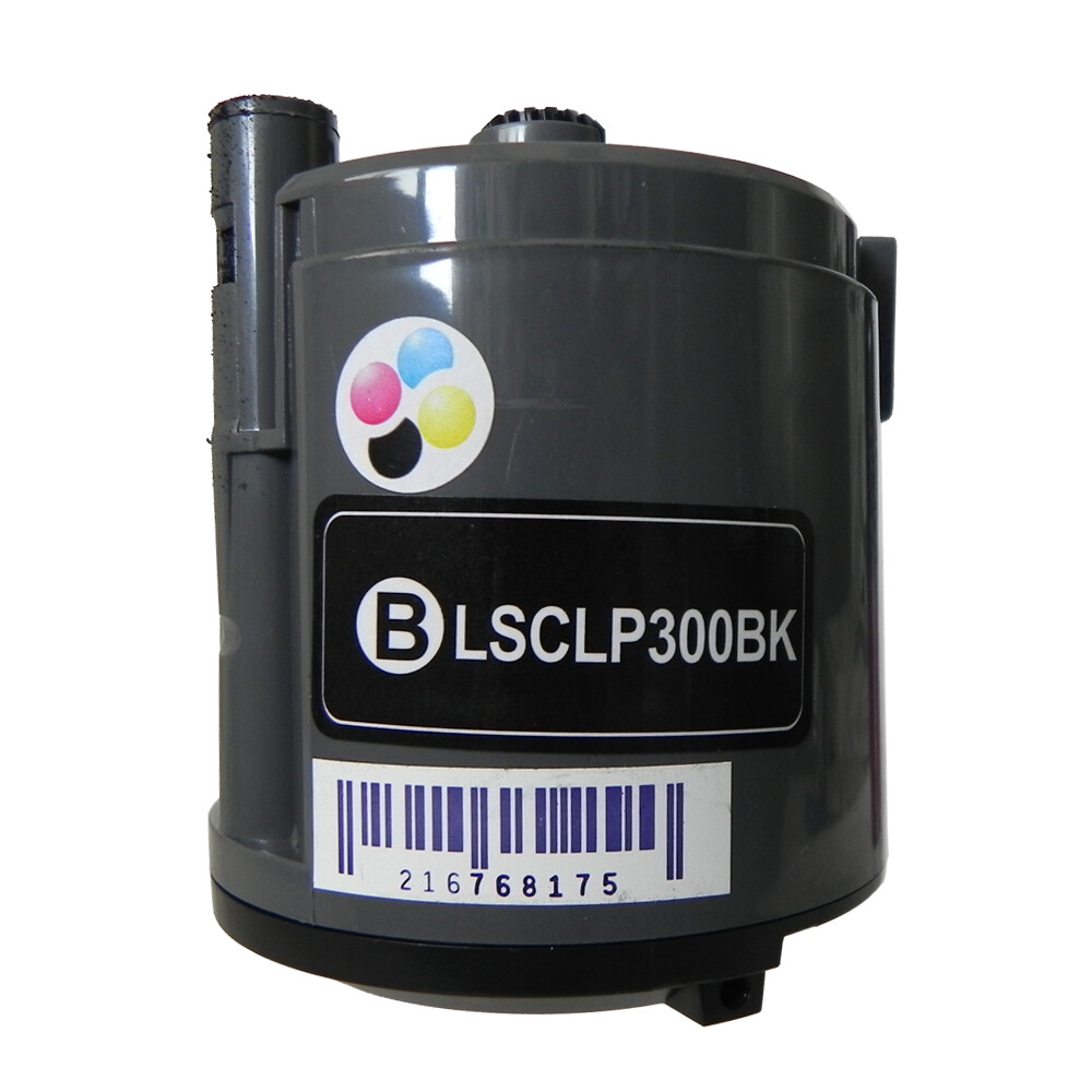 Kit Toner Compatível CLP300 CLX 2160N 3160N 4 Cores 1 mil páginas