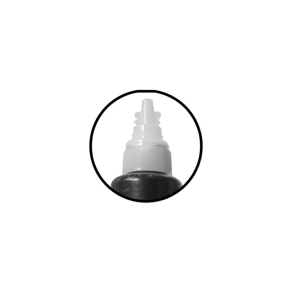 Refil de Tinta Epson T664120 Compatível Ecotank L120, L200, L355, L455, L375 Preto 4000K