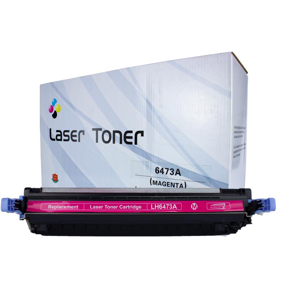 Toner 6473A Compatível Magenta CP3505 3600 3800 4 mil páginas