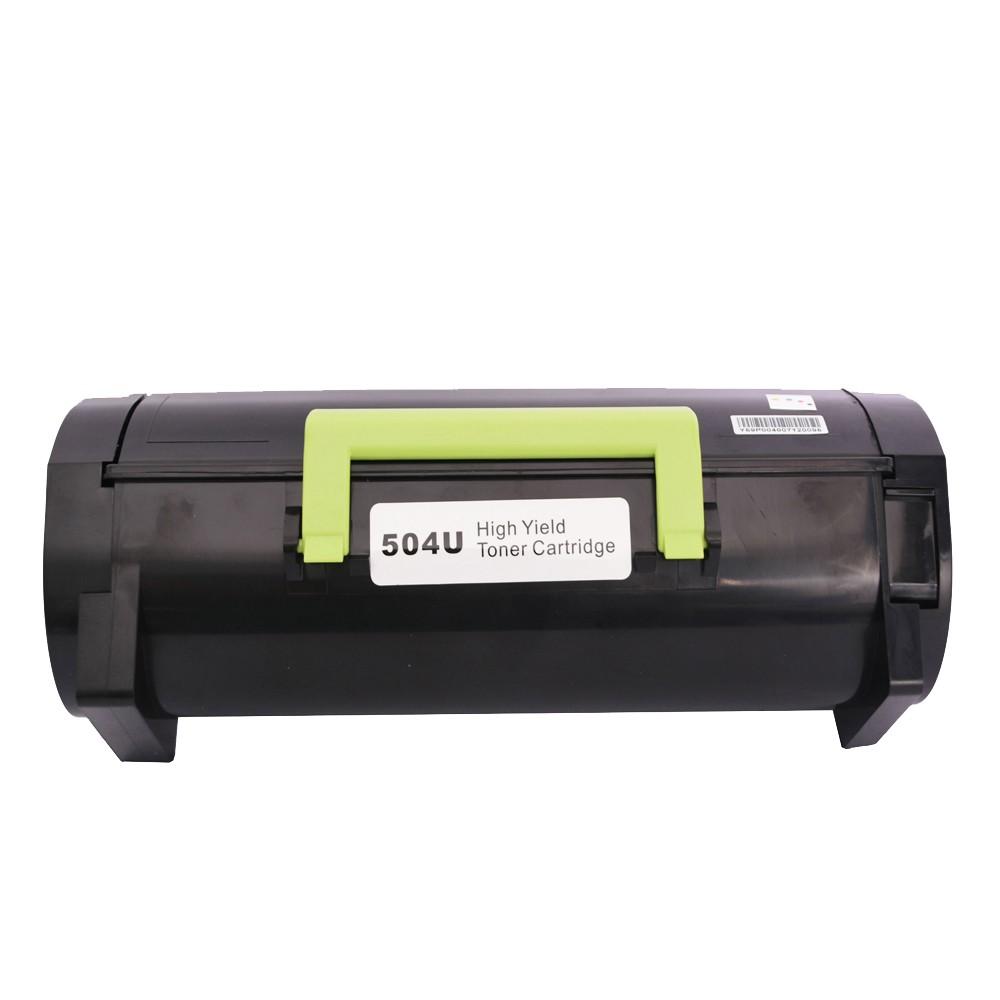 Toner Compatível 504U 50F4U00 50FBU00 MS510 MS610 Preto 20K