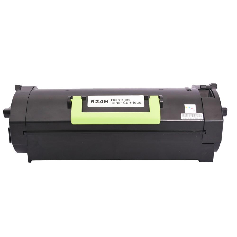 Toner Compatível 52D4H00 524H MS810N MS810DN  Preto 25K