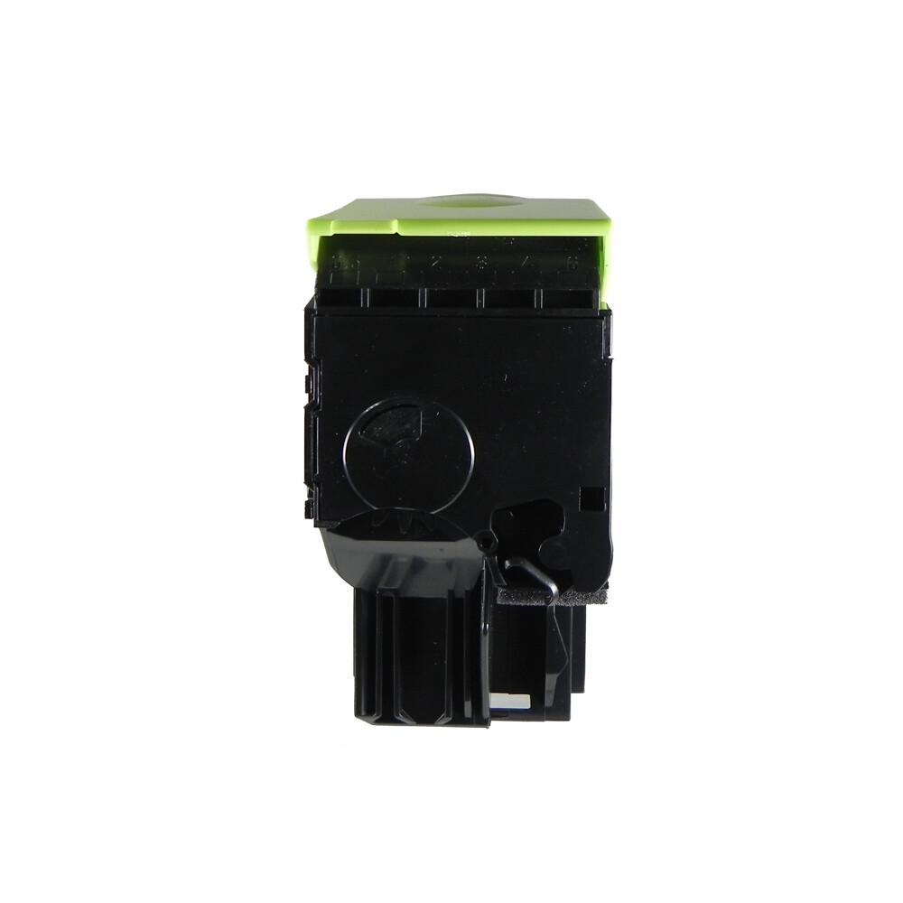 Toner Compatível 808HK Preto CX410de CX510dhe CX510de Preto 4K