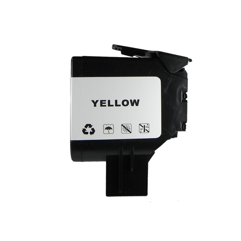 Toner Compatível 808HY Amarelo CX410de CX510dhe CX510de Amarelo 3K