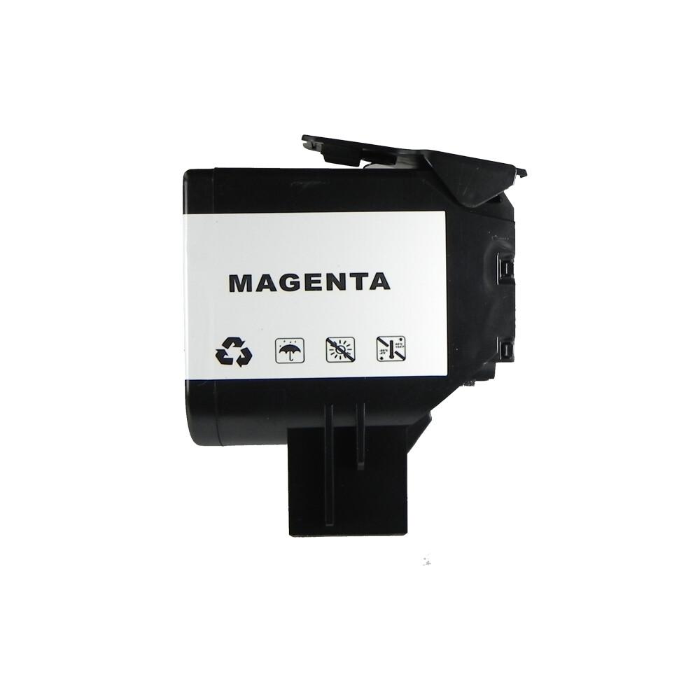 Toner Compatível C540H1MG Magenta X543dn X544dtn C540n Magenta 2K