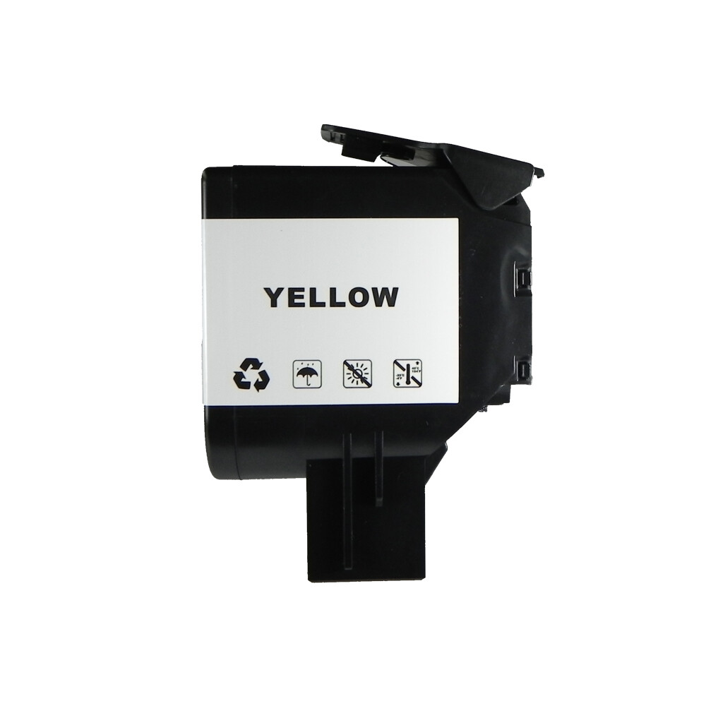 Toner Compatível C540H1YG Amarelo X543dn X544dtn C540n Amarelo 2K