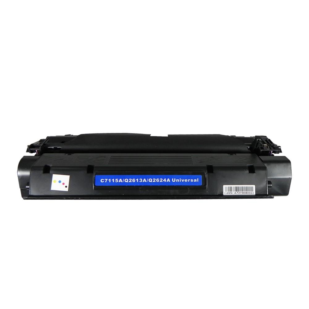 Toner Compatível 7115A 2613A M3027 P3005 1005 1200  Preto 2,5K