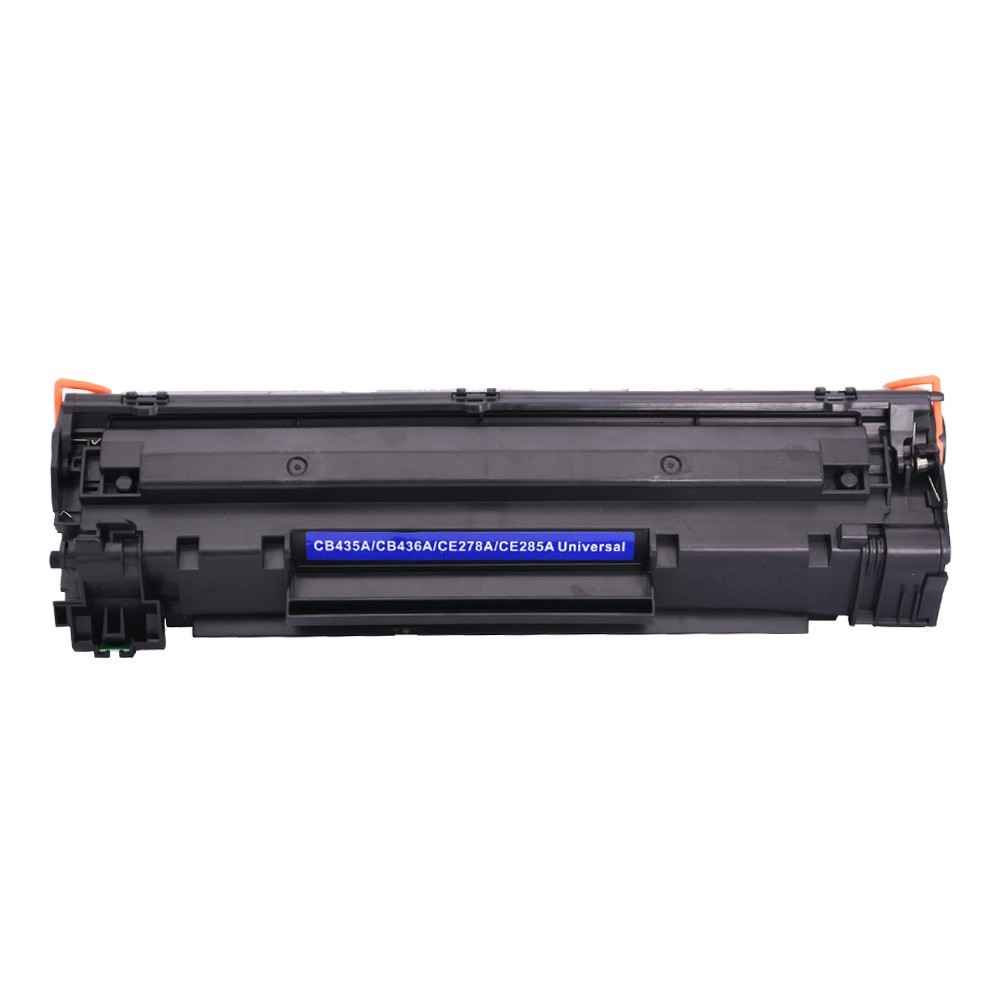 Toner Compatível 285A CB436A CB435A P1005 M1120n Preto 2K