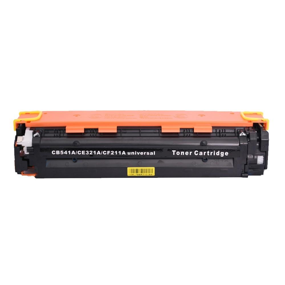 Toner Compatível CE321A CB541A CF21A CP1515n CM1415fn Ciano 1,8K