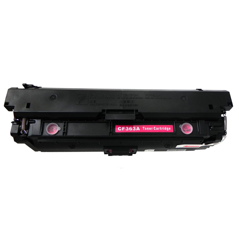 Toner Compatível CF363A 508A M577dn M553dn Magenta 5 mil páginas