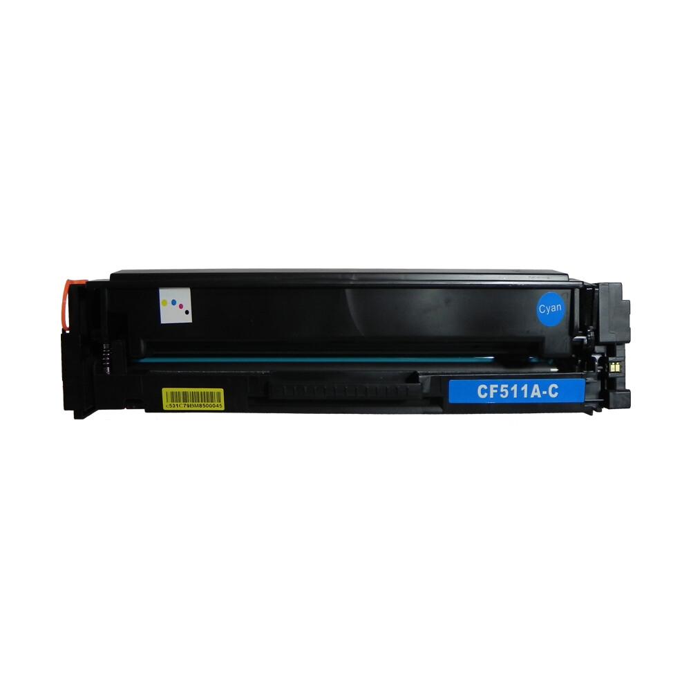 Toner Compatível CF511A M180nw Ciano 900 páginas