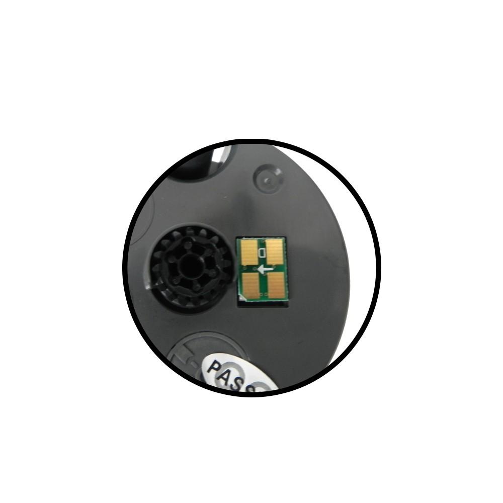 Toner Compatível CLP300BK CLX 2160N 3160N Preto 1 mil páginas