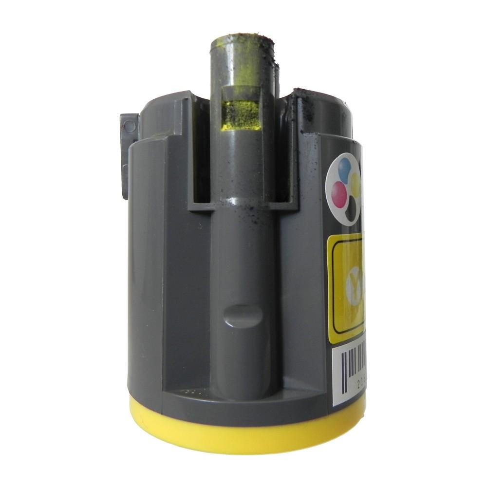 Toner Compatível CLP300Y CLX 2160N 3160N Amarelo 1 mil páginas