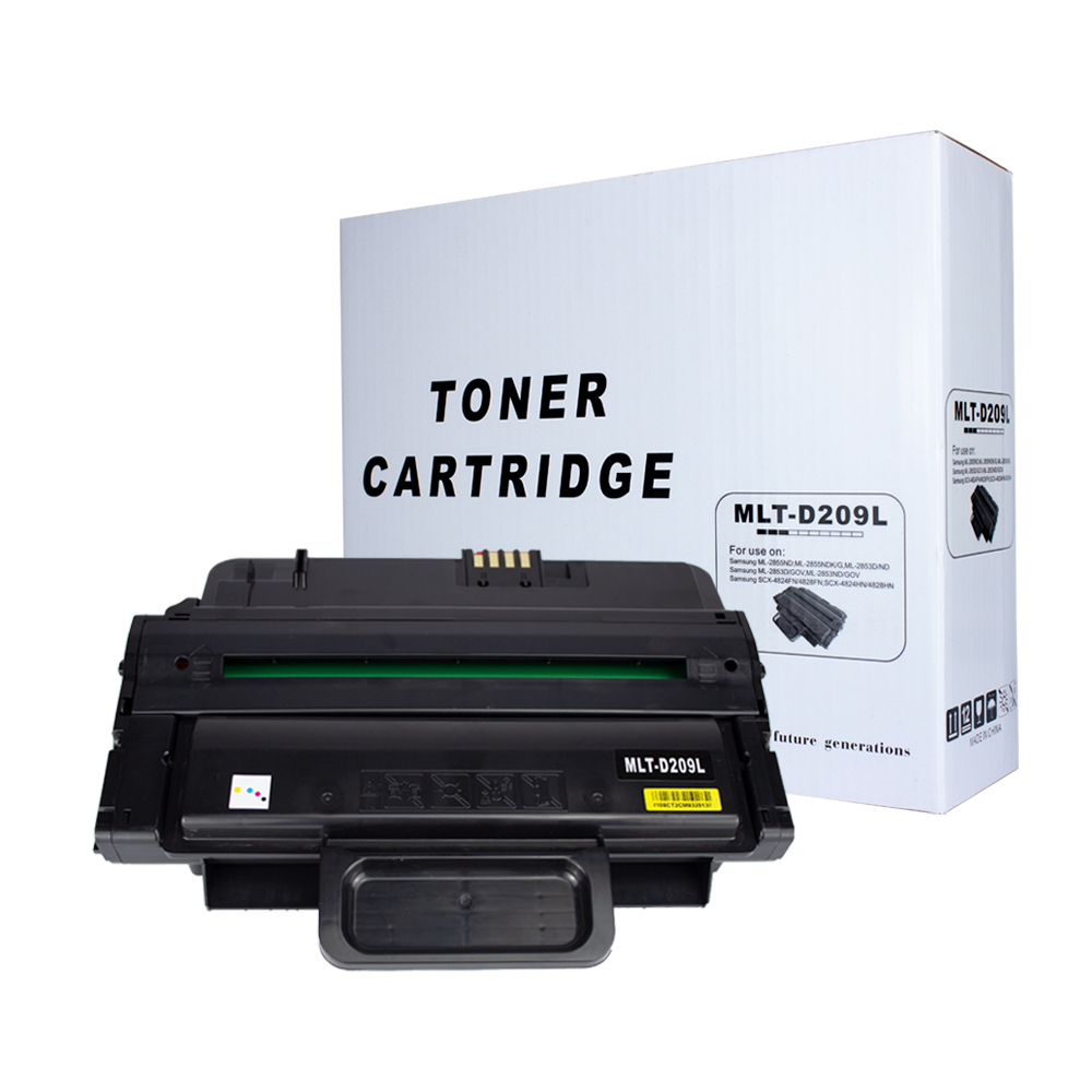 Toner Compativel D209L p/ Samsung SCX4824 ML2855 Preto 5