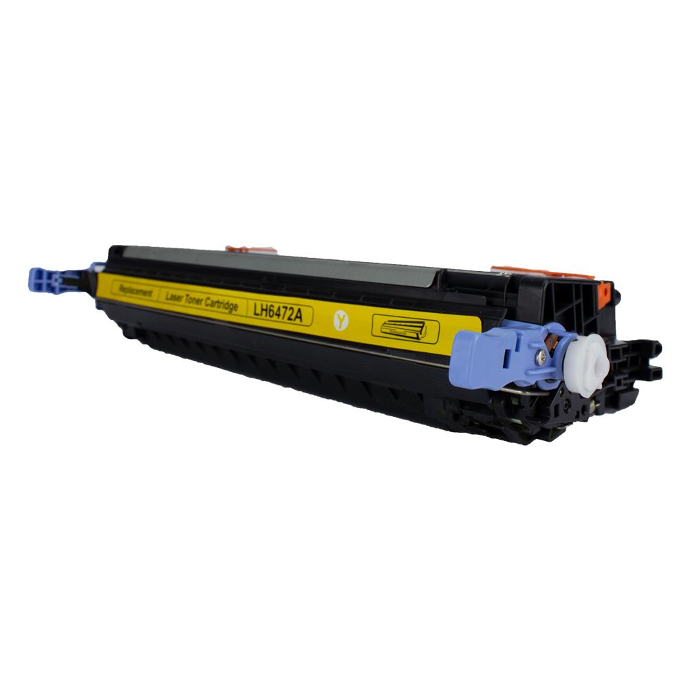 Toner 6472A Compatível Amarelo CP3505 3600 3800 4 mil páginas